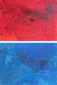 rouge ou bleu