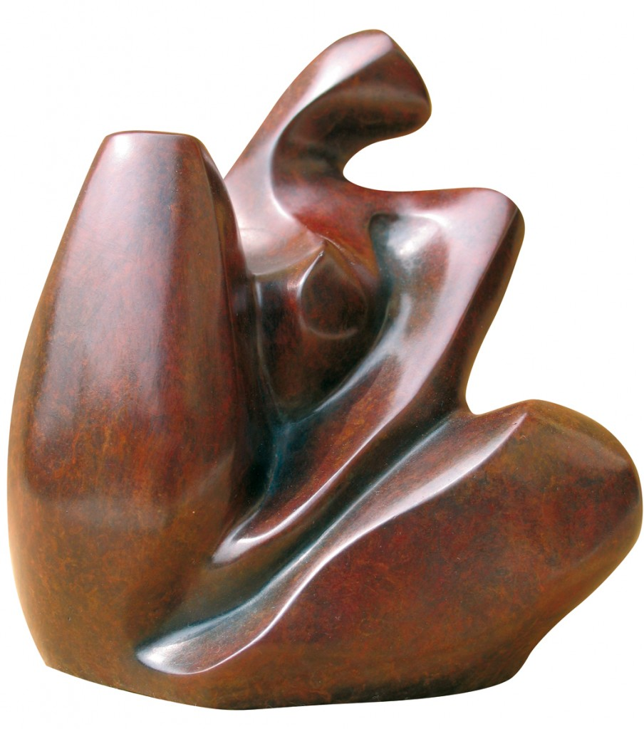 LE-REPOS-bronze-H14cm-ALAIN-GUILLOTIN
