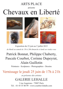 FLYER EXPO EQUESTR'ART